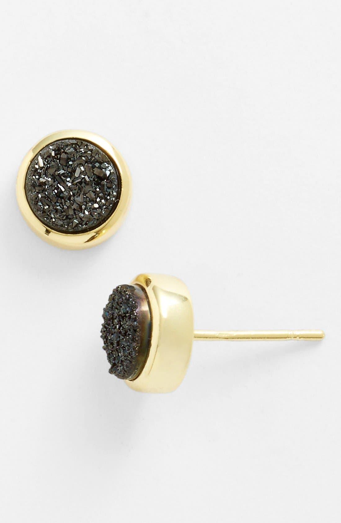 Alternate Image 1 Selected - Marcia Moran 'Drusy Extravaganza' Stud Earrings
