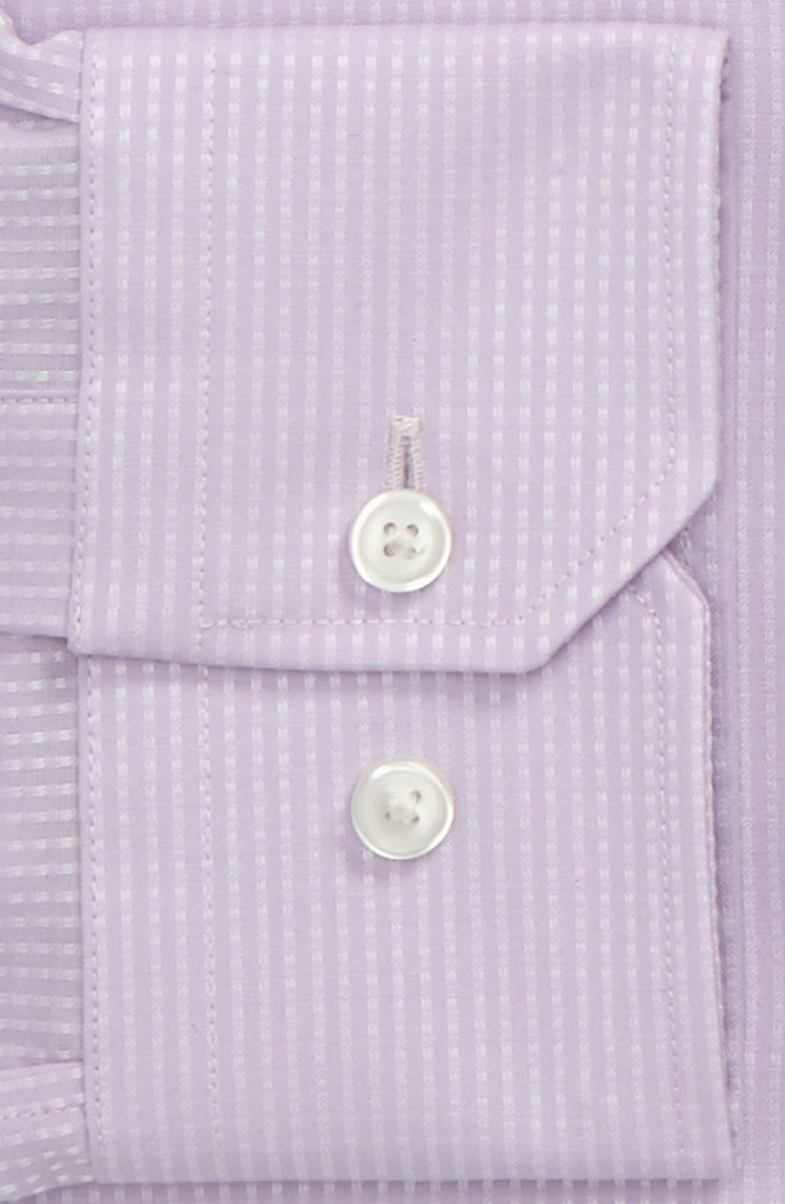 Alternate Image 2  - Calibrate Trim Fit Non-Iron Dress Shirt