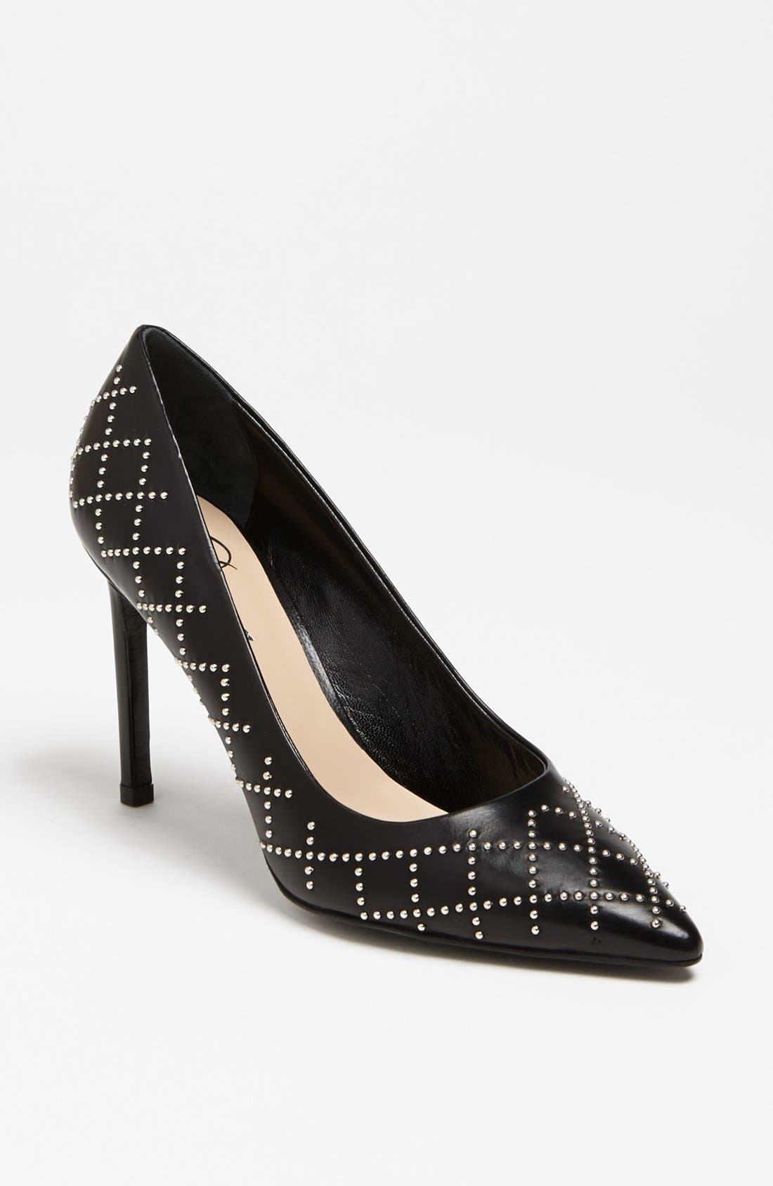Main Image - Delman 'Bobbi' Pump