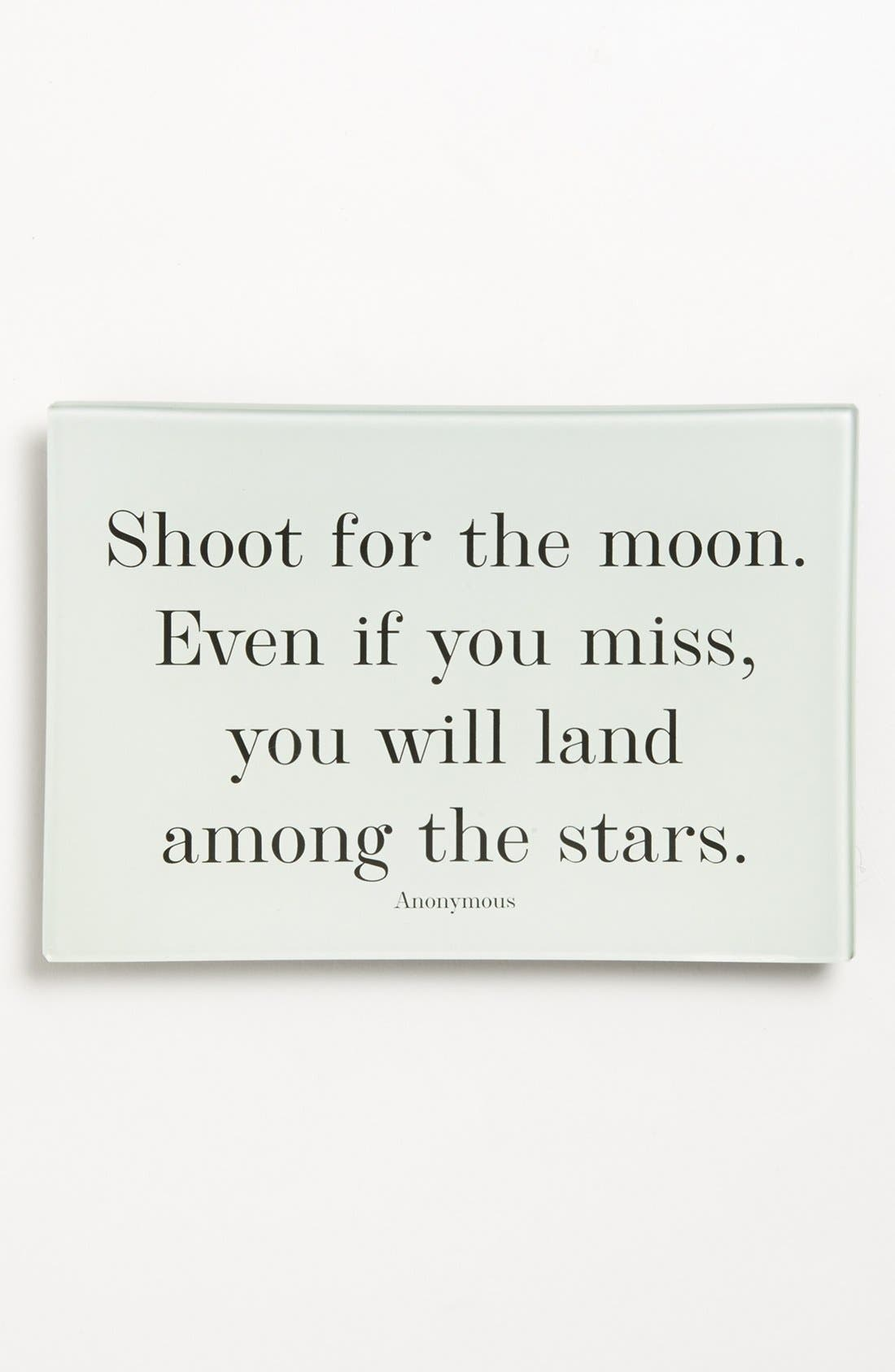 Alternate Image 1 Selected - Ben's Garden 'Shoot for the Moon' Trinket Tray
