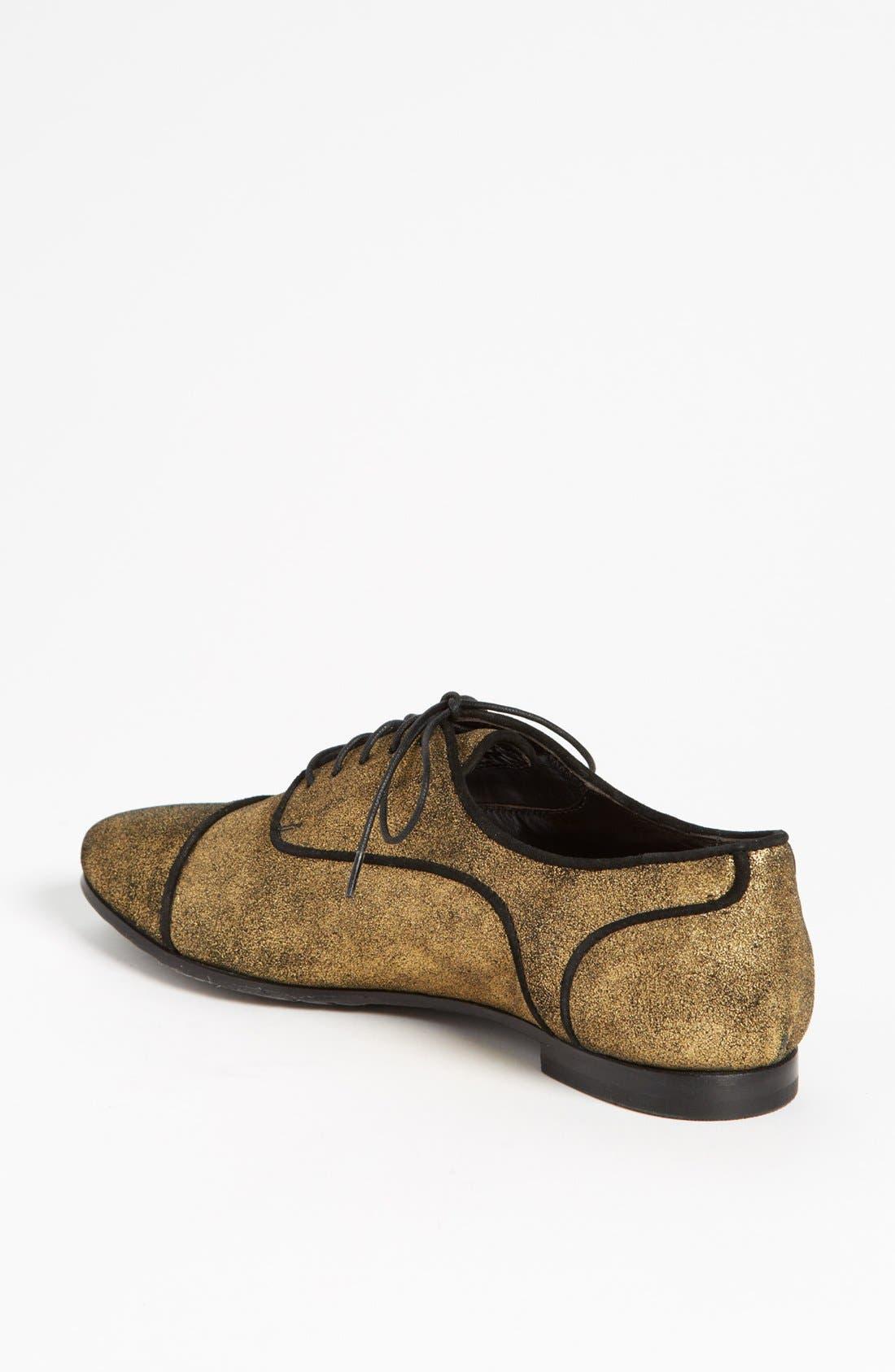 Alternate Image 2  - Attilio Giusti Leombruni 'Luxe Tie' Oxford
