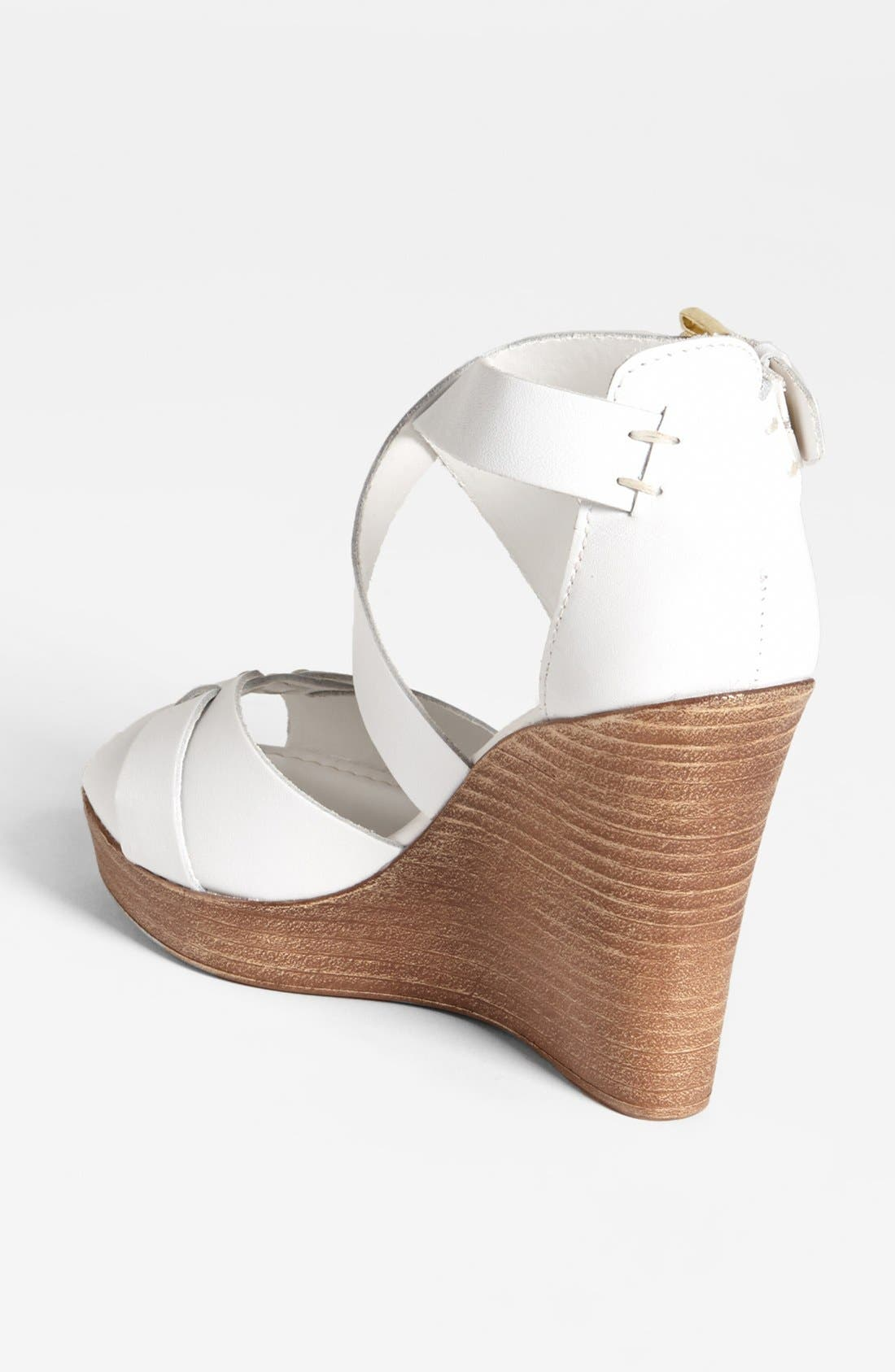 Alternate Image 2  - Topshop 'Whippie' Wedge Sandal