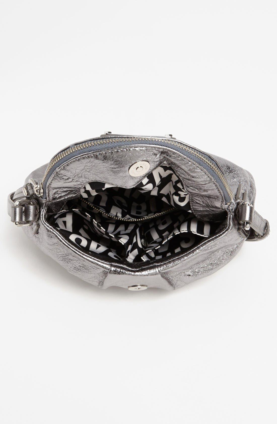 Alternate Image 3  - MARC BY MARC JACOBS 'Classic Q Natasha - Mini' Crossbody Flap Bag