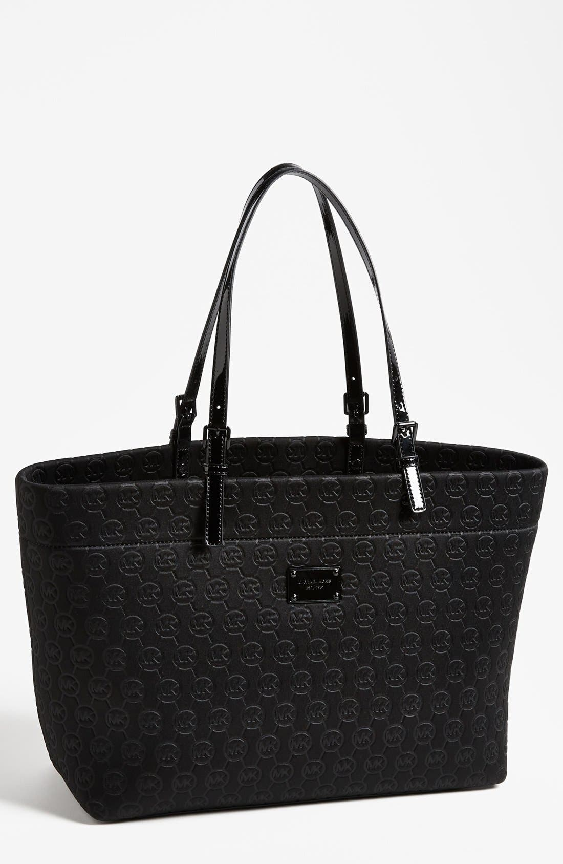Alternate Image 1 Selected - MICHAEL Michael Kors Neoprene Tote, Large
