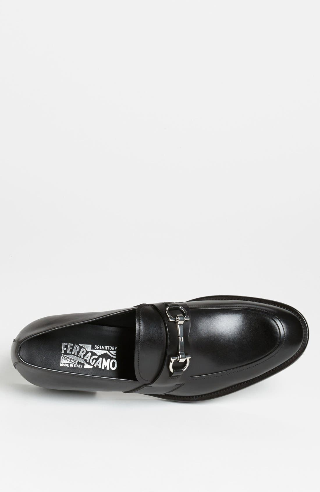 Alternate Image 3  - Salvatore Ferragamo 'Siracusa' Bit Loafer