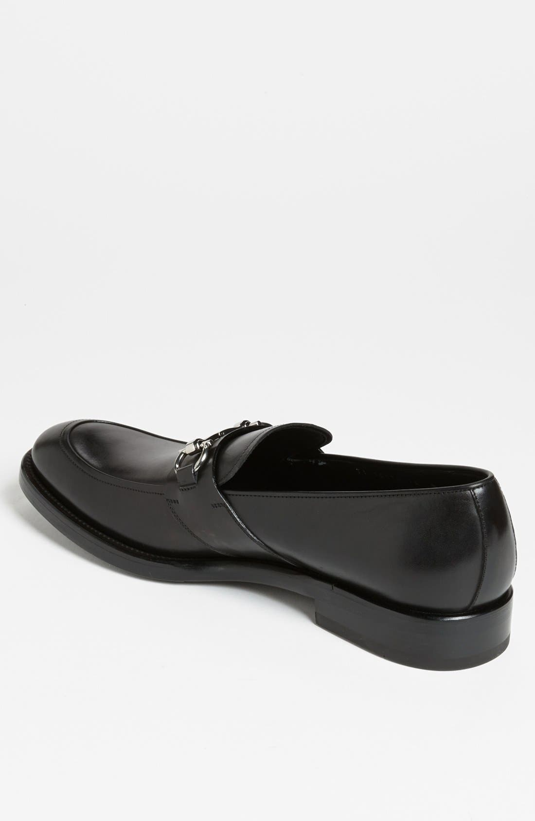 Alternate Image 2  - Salvatore Ferragamo 'Siracusa' Bit Loafer