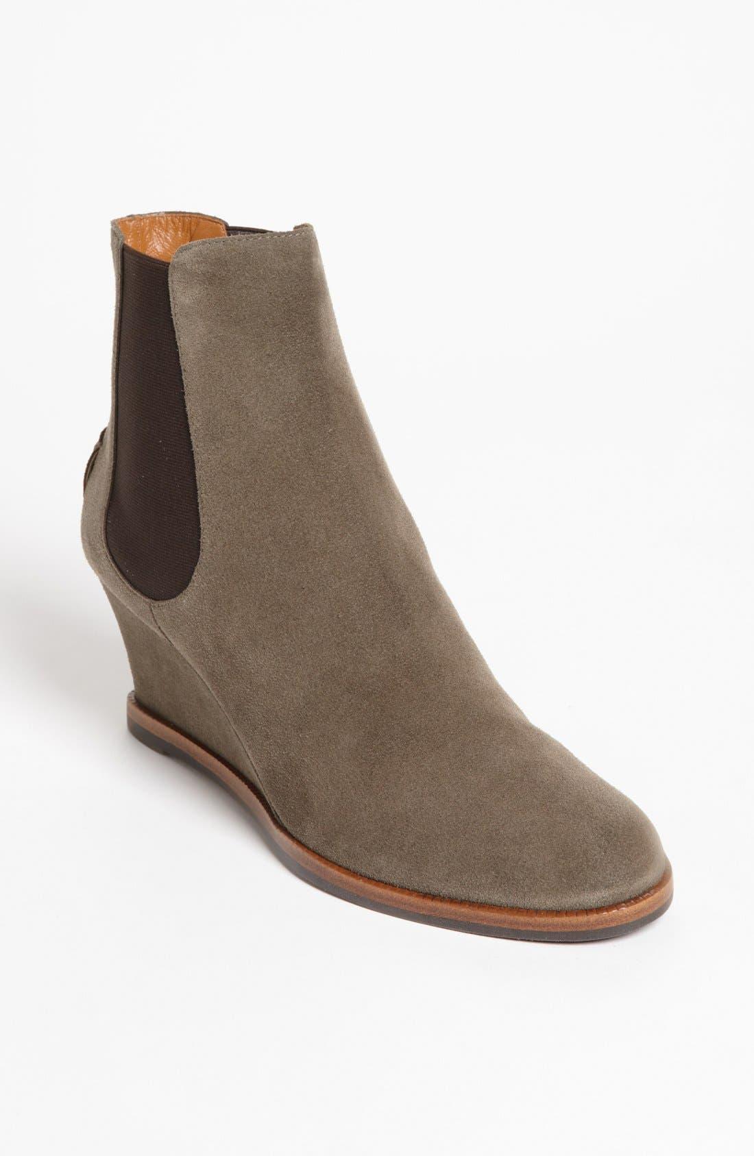 Alternate Image 1 Selected - Fendi Wedge Ankle Boot