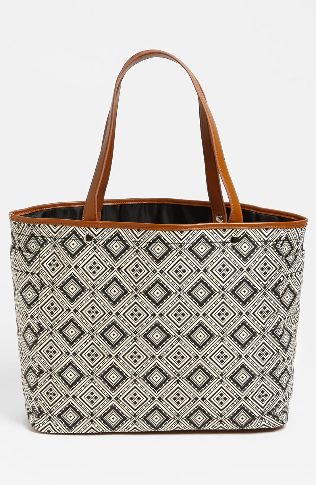 Alternate Image 4  - Tarnish Graphic Canvas Tote