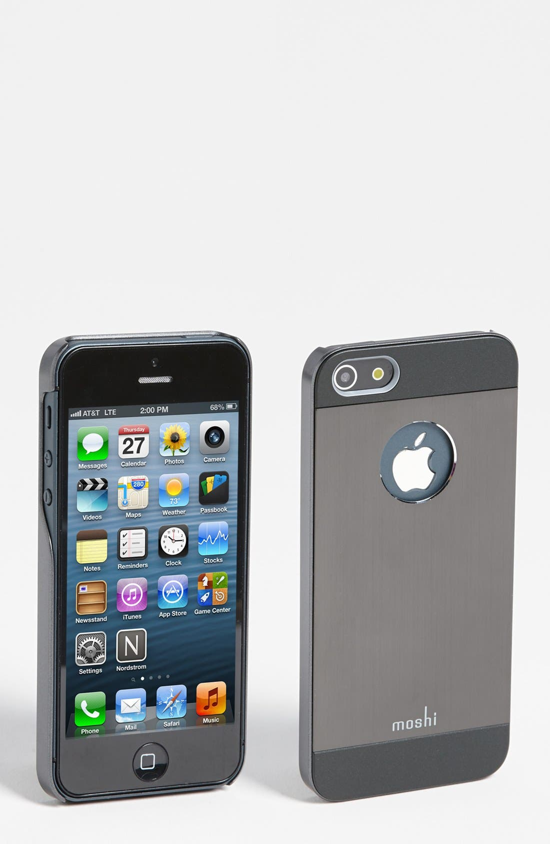 Main Image - Moshi 'iGlaze Armour' iPhone 5, 5s & SE Case