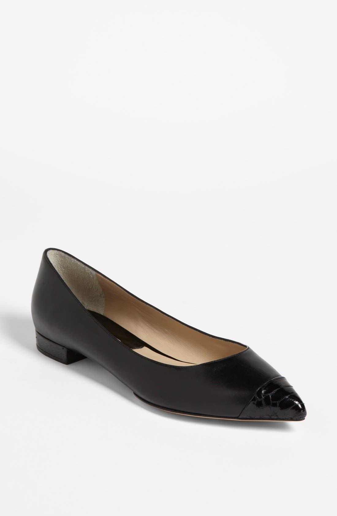 Main Image - Michael Kors 'Janae' Loafer Flat