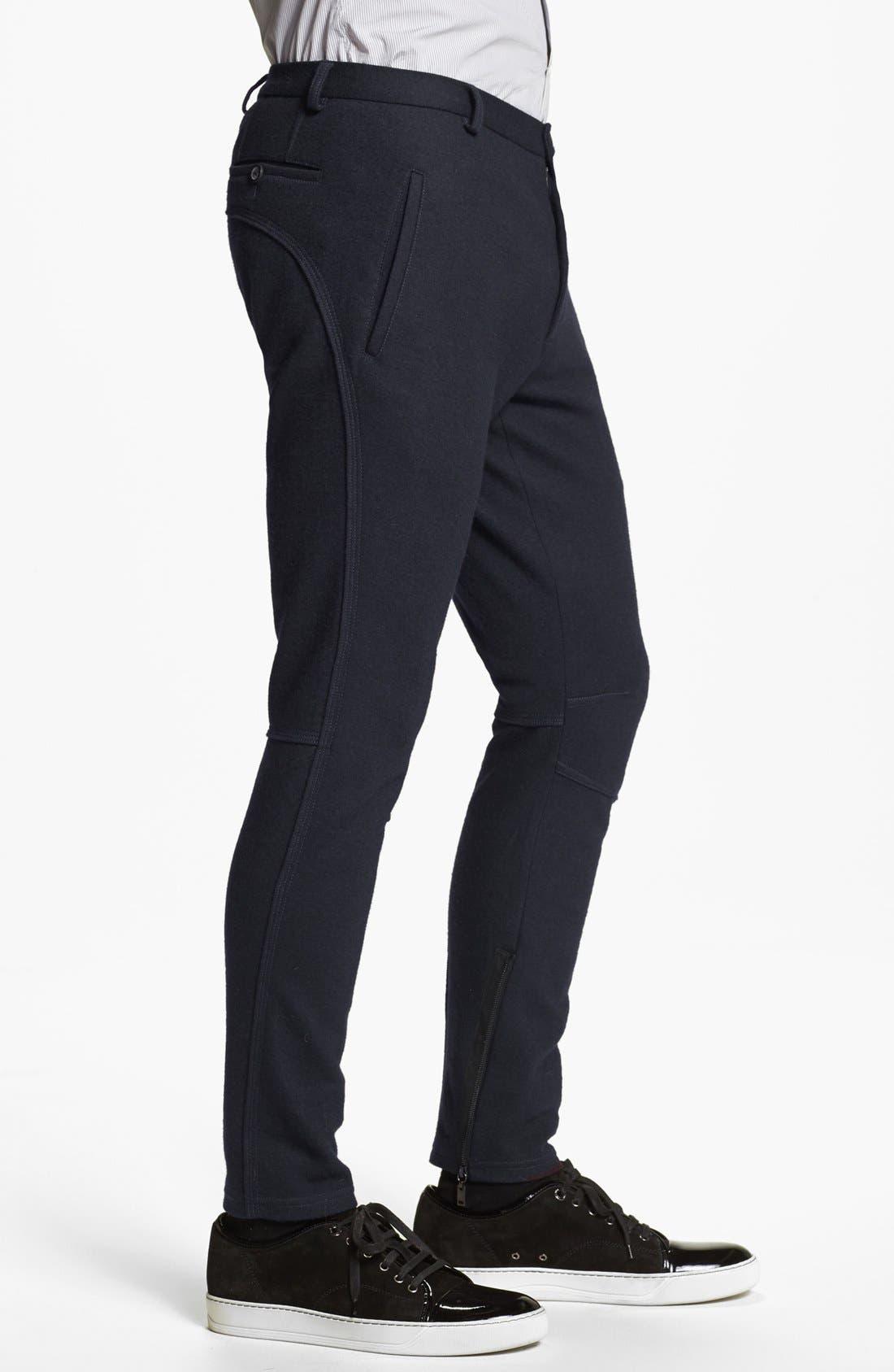 Alternate Image 3  - Lanvin Slim Fit Stretch Pants