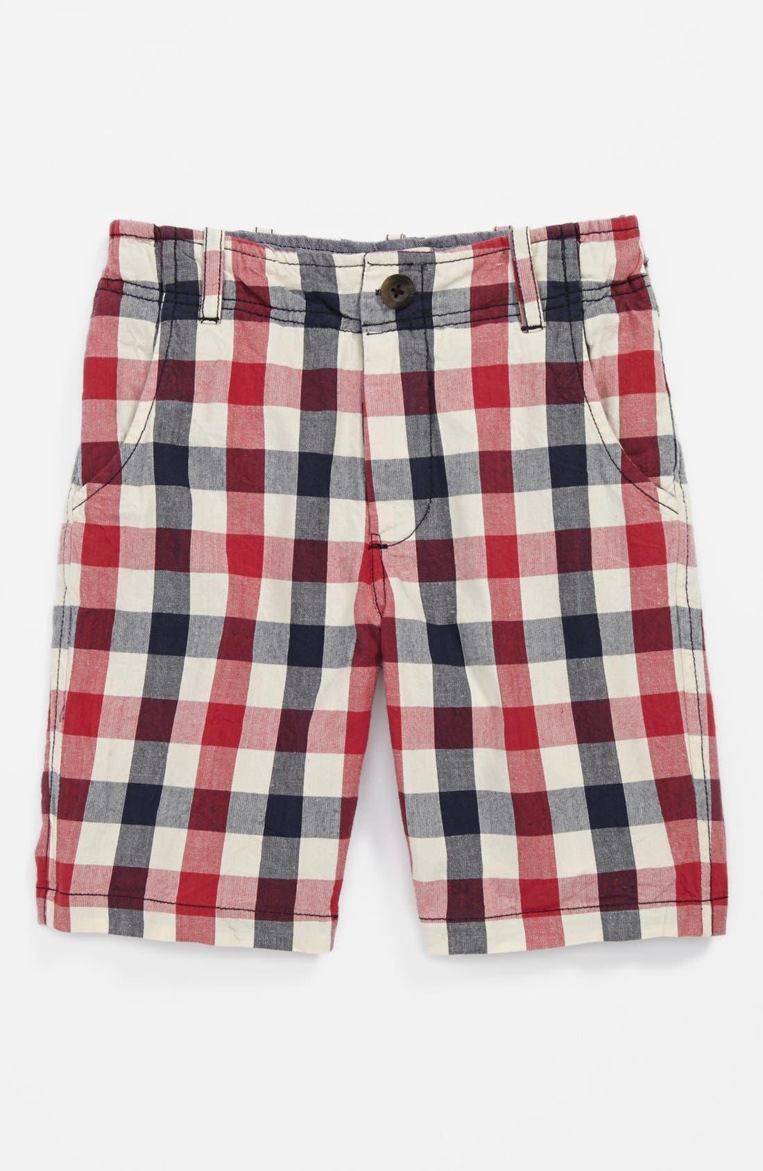 Alternate Image 1 Selected - Peek 'Newbury - Hampton' Shorts (Toddler Boys, Little Boys & Big Boys)