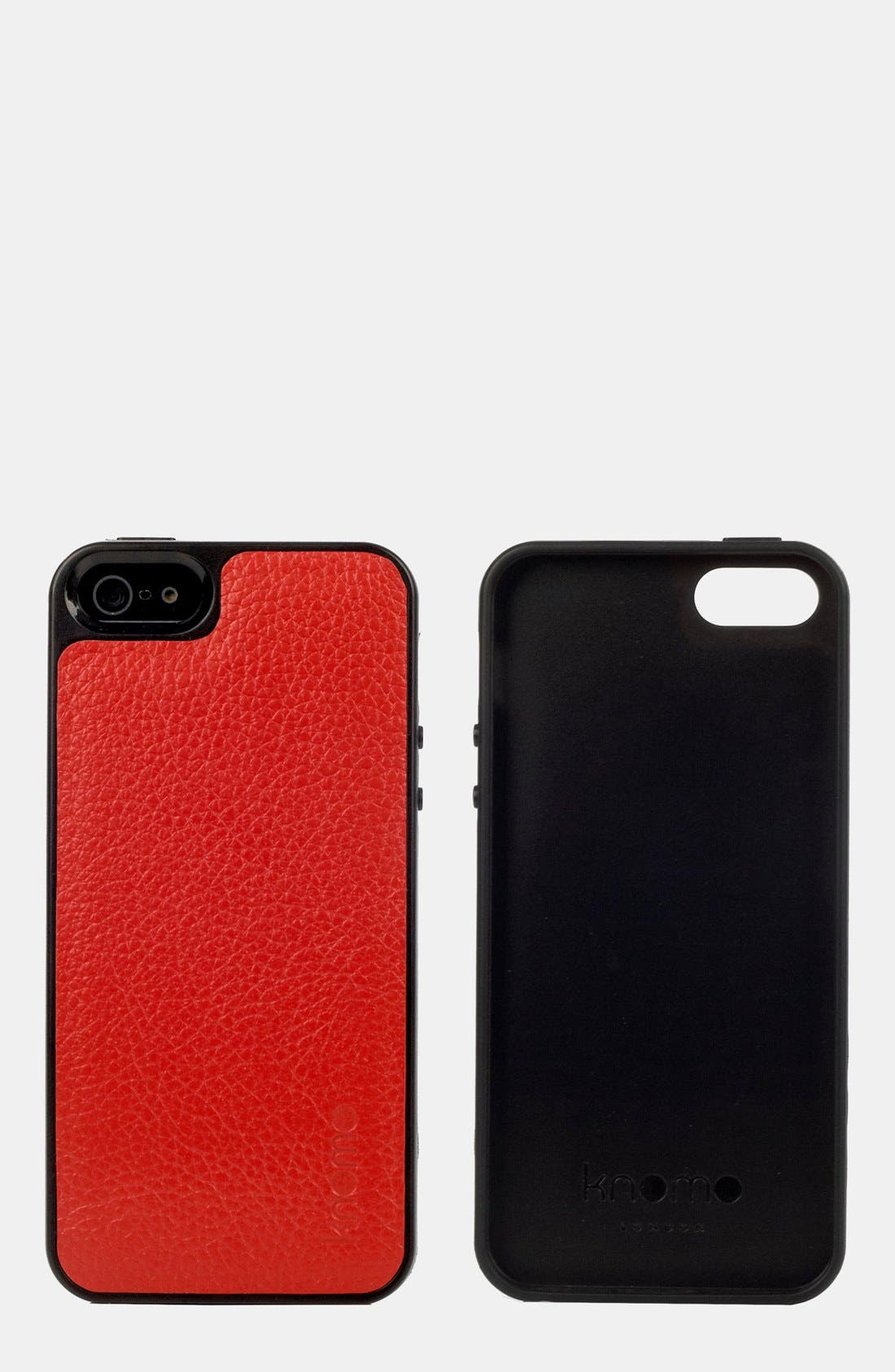 Alternate Image 1 Selected - KNOMO London iPhone 5 Case