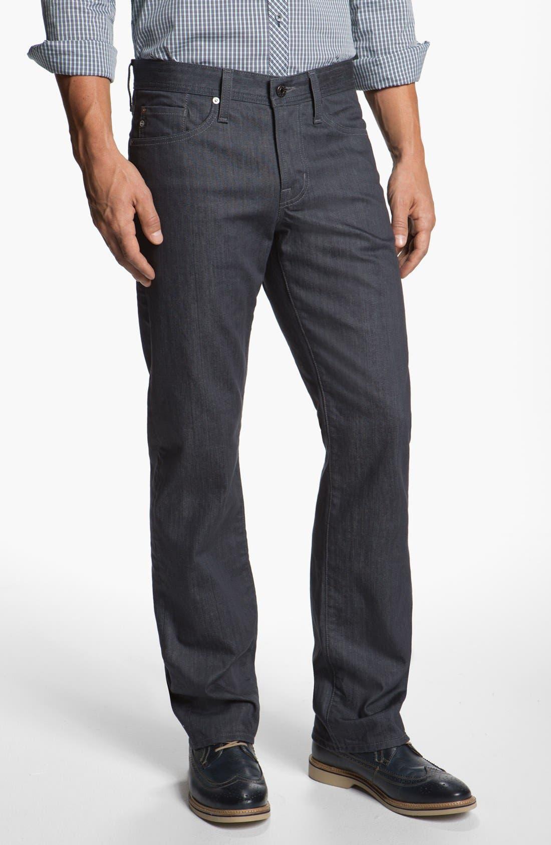 Main Image - AG 'Protégé' Straight Leg Jeans (Airlift)