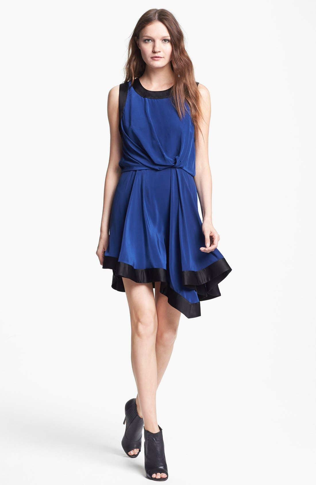 Alternate Image 1 Selected - Elizabeth and James 'Edwina' Silk Dress