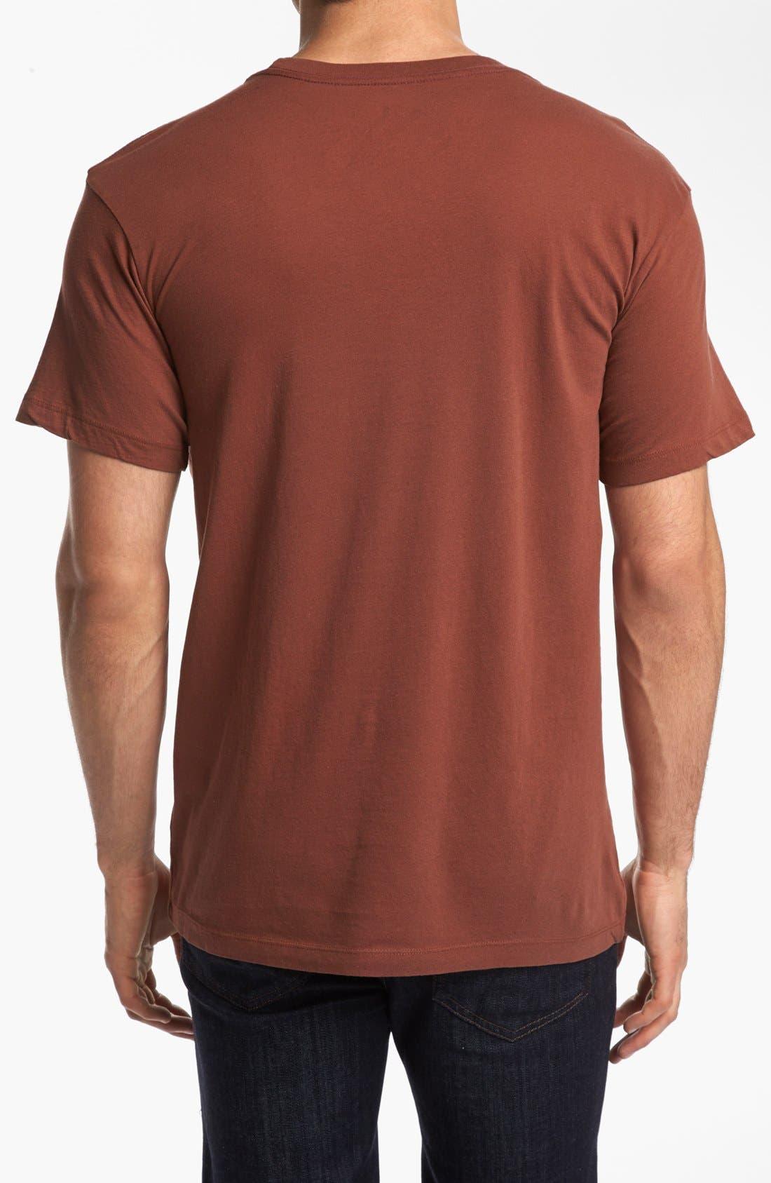 Alternate Image 2  - RVCA 'Sketch Box' T-Shirt