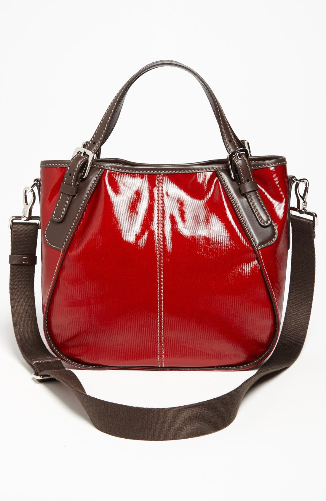 Alternate Image 4  - Tod's 'New G-Line - Sacca Media' Leather Shopper