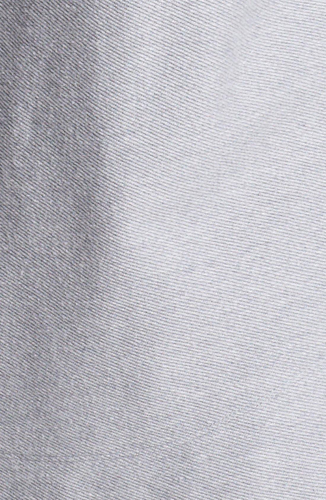 Alternate Image 3  - James Perse Boxy Draped Hoodie