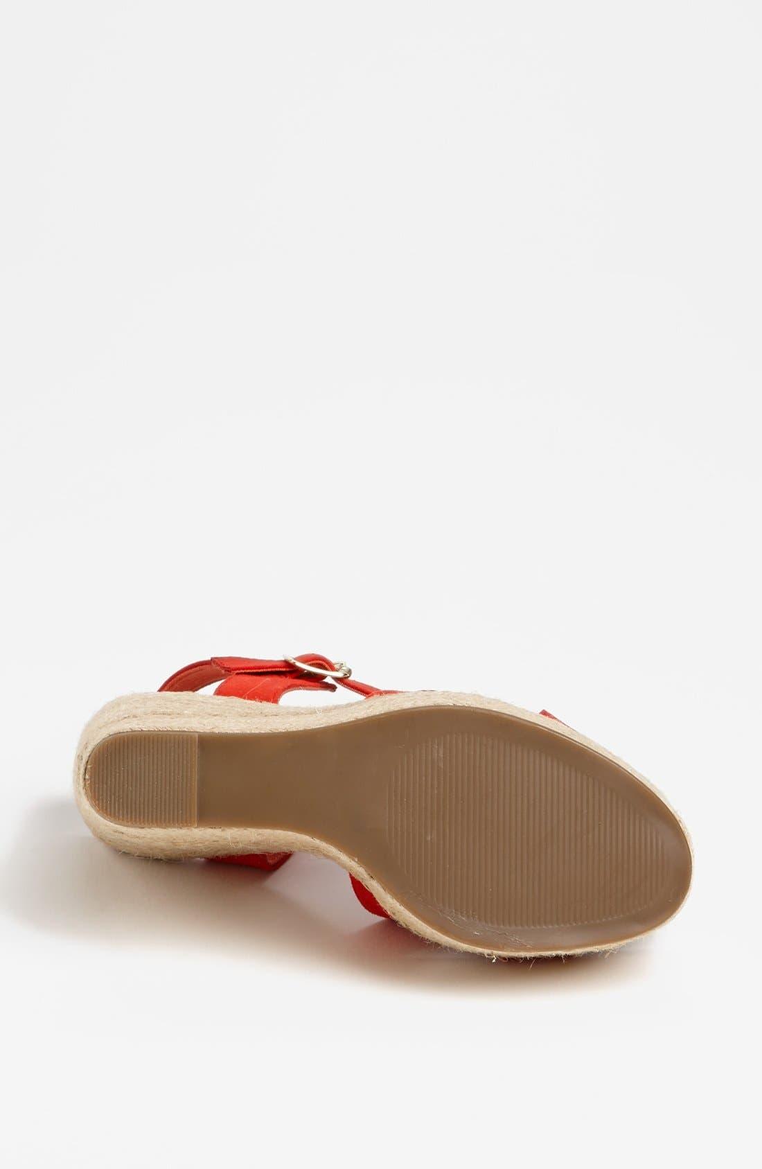 Alternate Image 4  - Topshop 'Whispered' Sandal