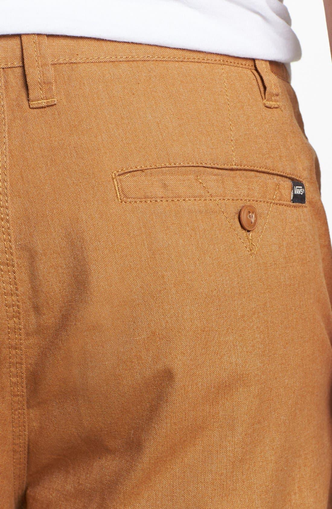 Alternate Image 3  - Vans 'Dewitt' Shorts