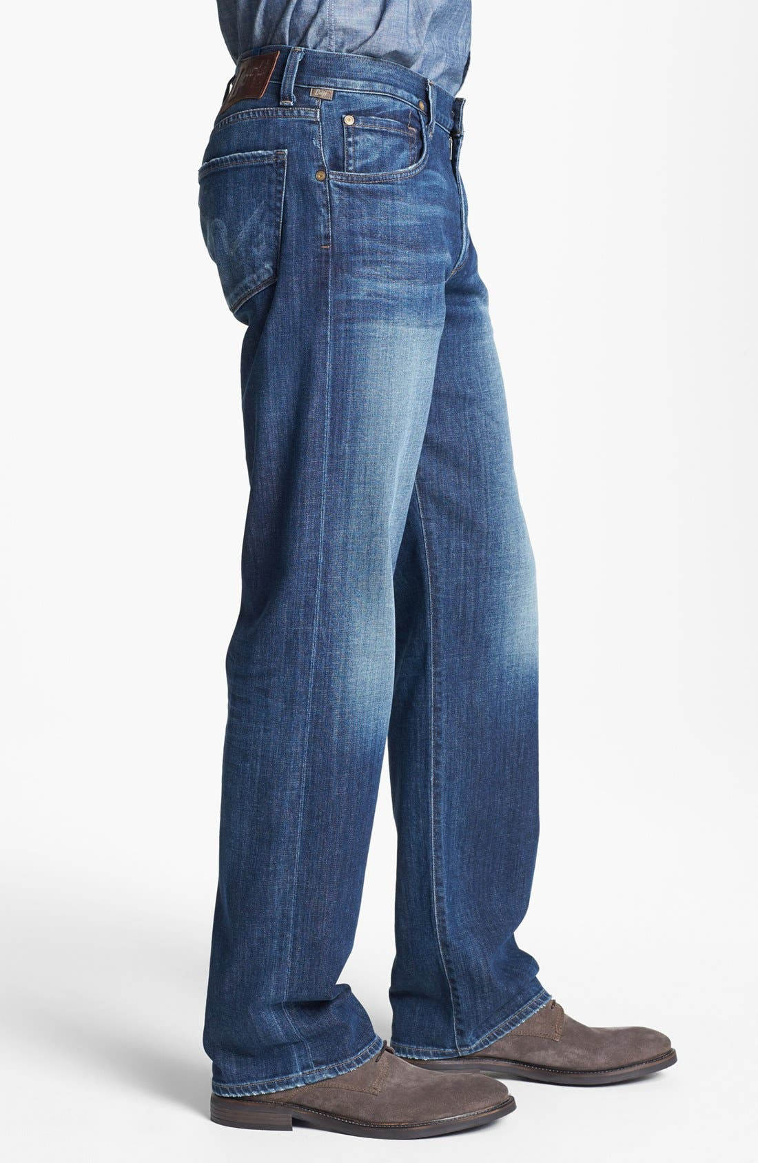 Alternate Image 3  - Citizens of Humanity 'Evans' Relaxed Fit Jeans (Davis)