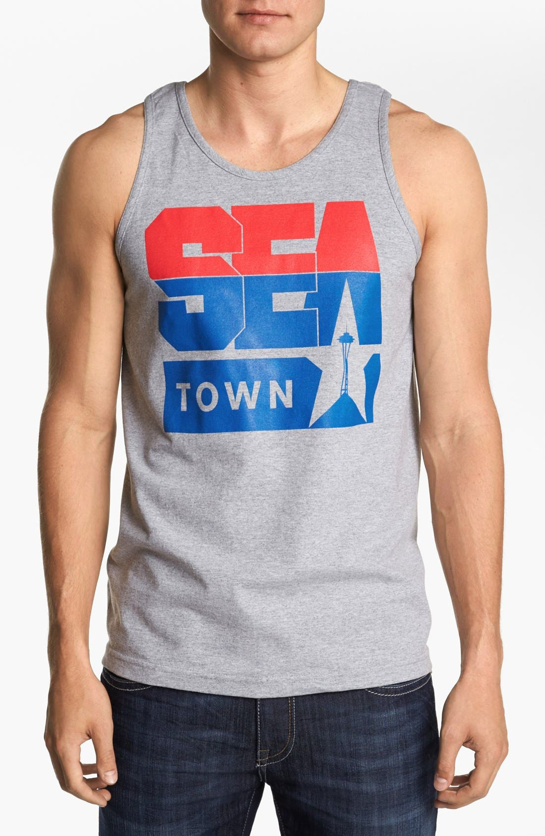 Alternate Image 1 Selected - Casual Industrees 'Seatown' Tank Top