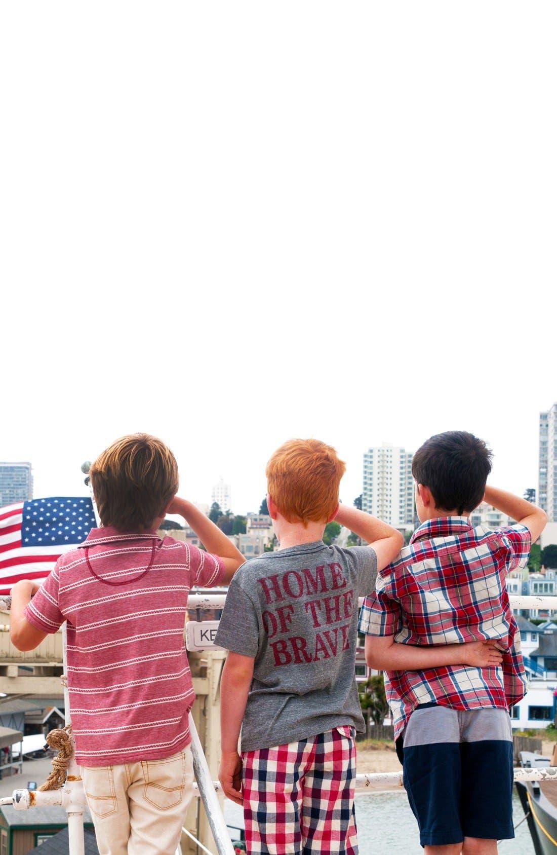 Alternate Image 3  - Peek 'Newbury - Hampton' Shorts (Toddler Boys, Little Boys & Big Boys)