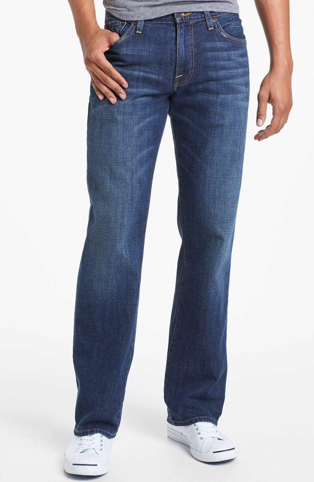 Alternate Image 1 Selected - Lucky Brand '361 Vintage' Straight Leg Jeans