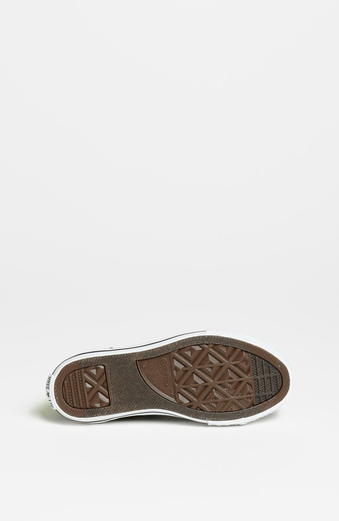 Alternate Image 4  - Converse Chuck Taylor® 'Easy Slip' Sneaker (Toddler, Little Kid & Big Kid)