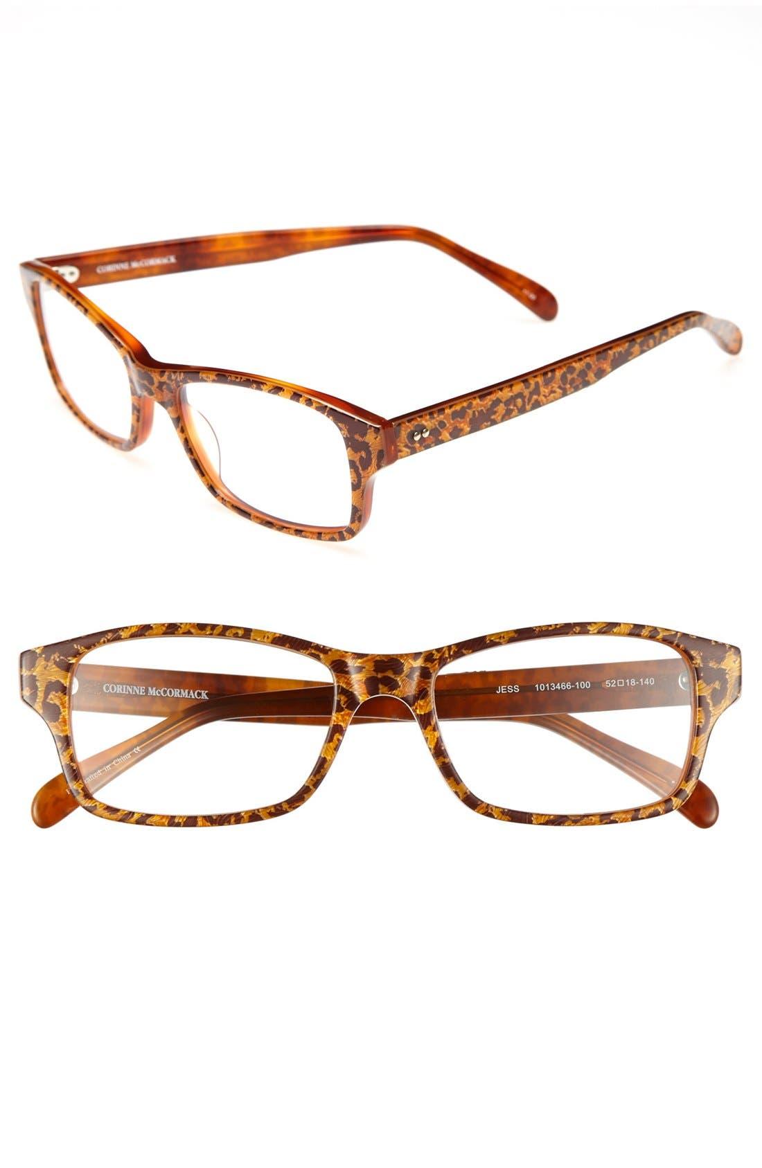 Main Image - Corinne McCormack 'Jess' 52mm Reading Glasses