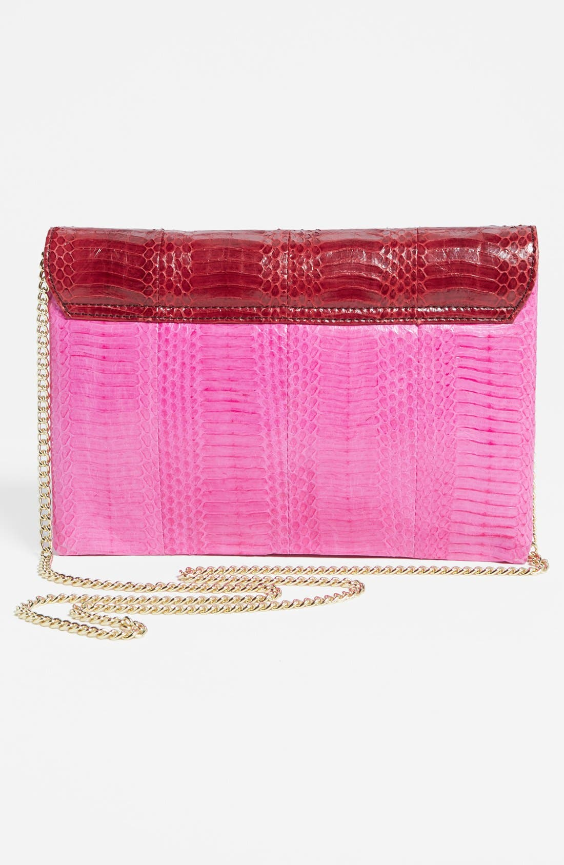 Alternate Image 4  - Loeffler Randall 'Lock' Clutch