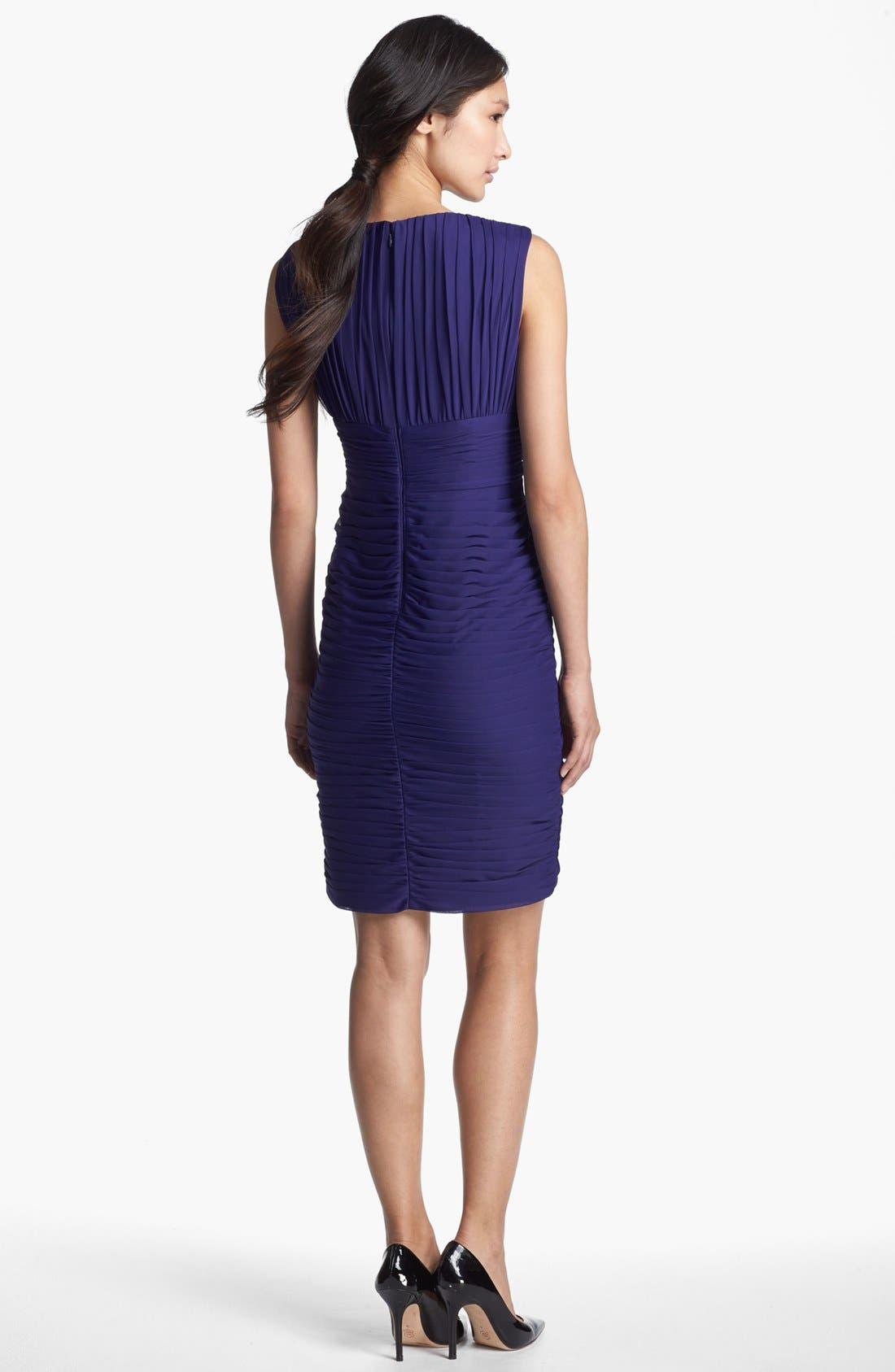 Alternate Image 3  - Adrianna Papell Sleeveless Dress