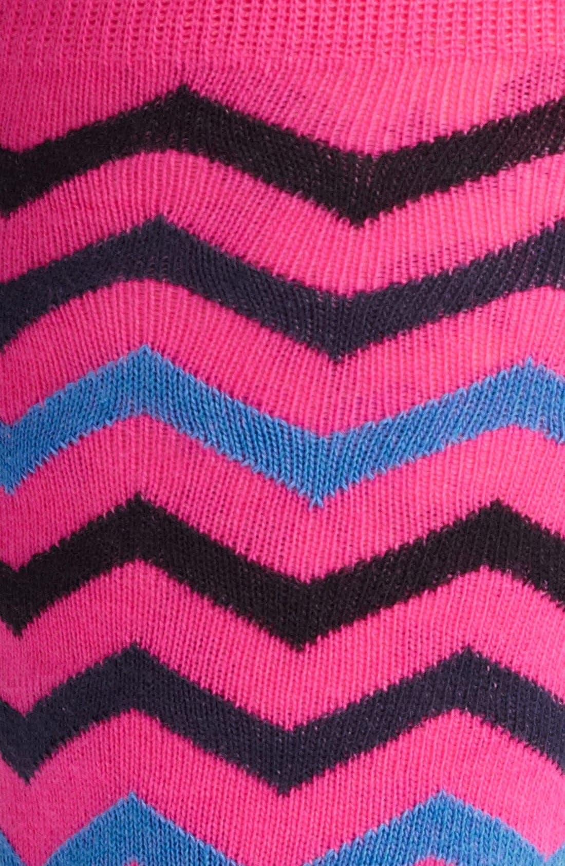 Alternate Image 2  - Calibrate Zigzag Socks