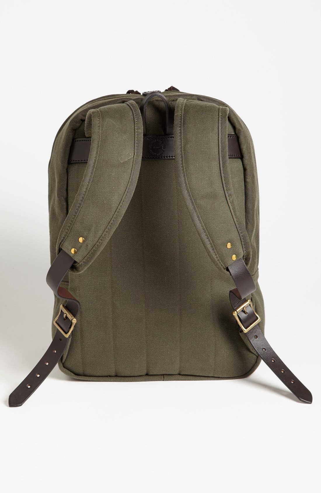 Alternate Image 2  - Filson Twill Backpack
