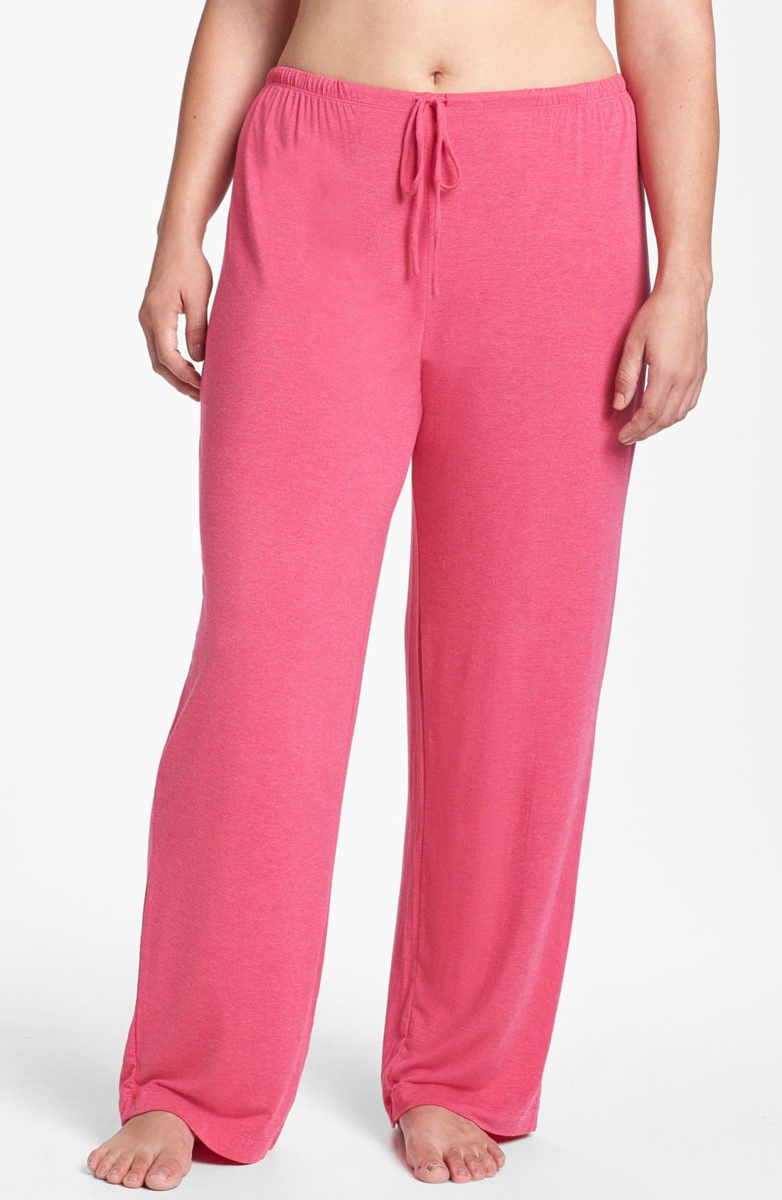 Alternate Image 1 Selected - DKNY '7 Easy Pieces' Pants (Plus Size)
