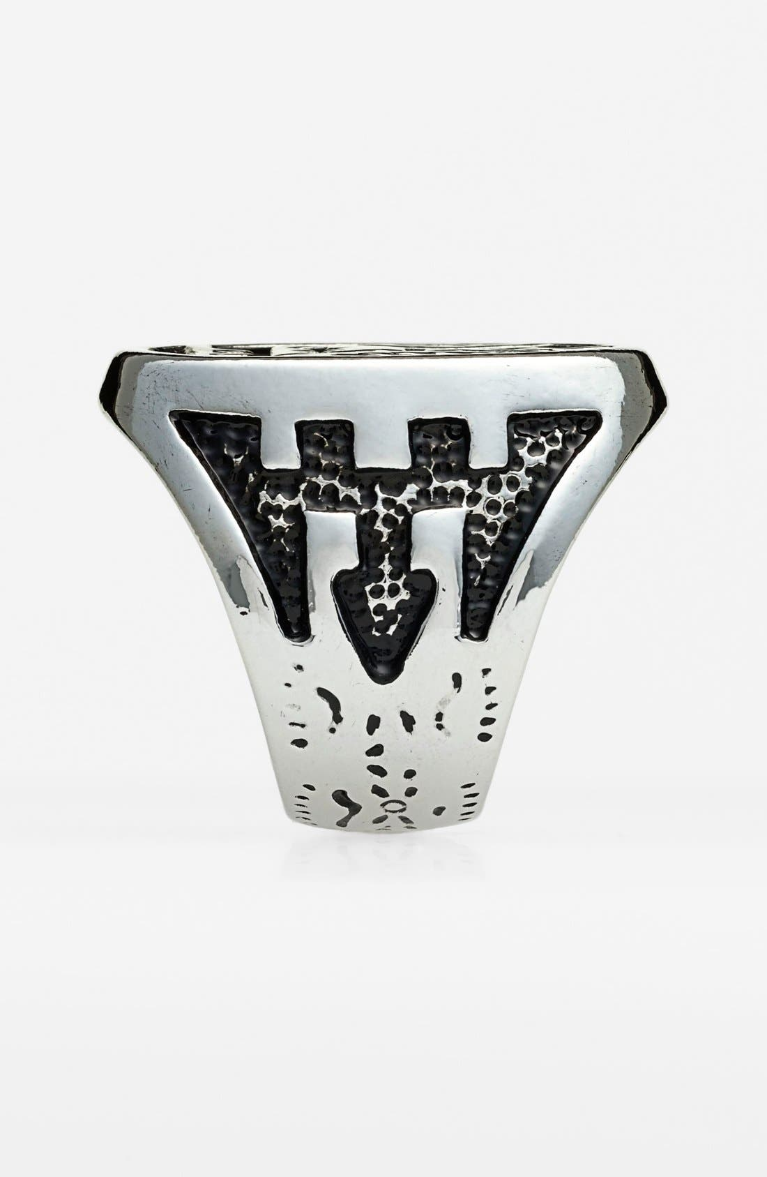 Alternate Image 2  - Leith 'Hieroglyph' Statement Ring
