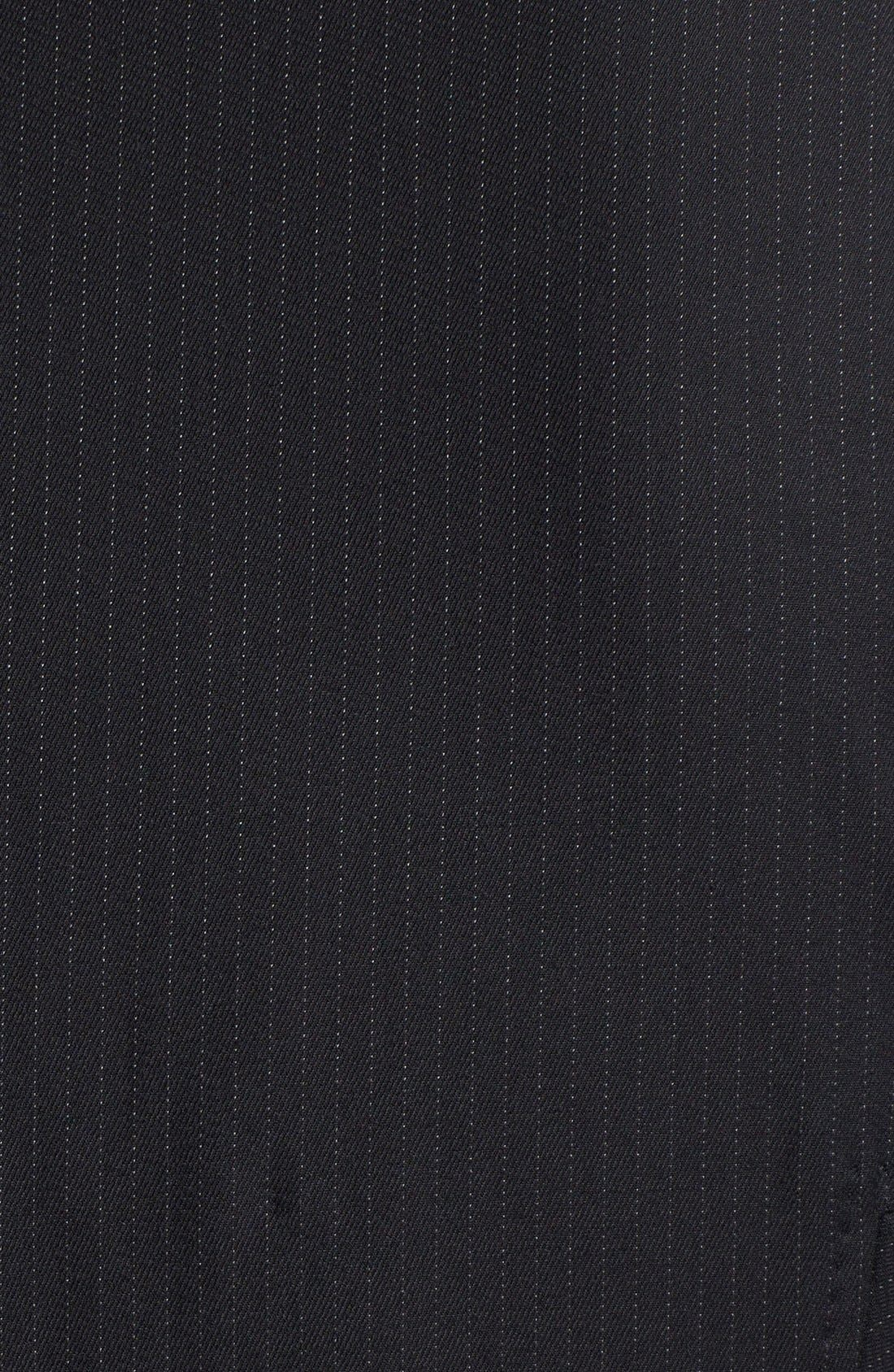 Alternate Image 3  - BOSS HUGO BOSS 'Dilluka' Pinstripe Dress