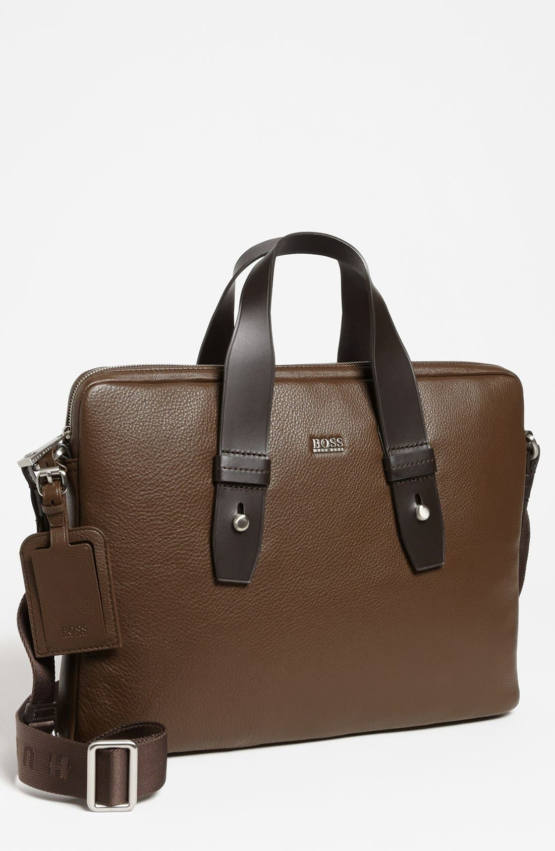 Alternate Image 1 Selected - BOSS HUGO BOSS 'Baptiste' Work Bag