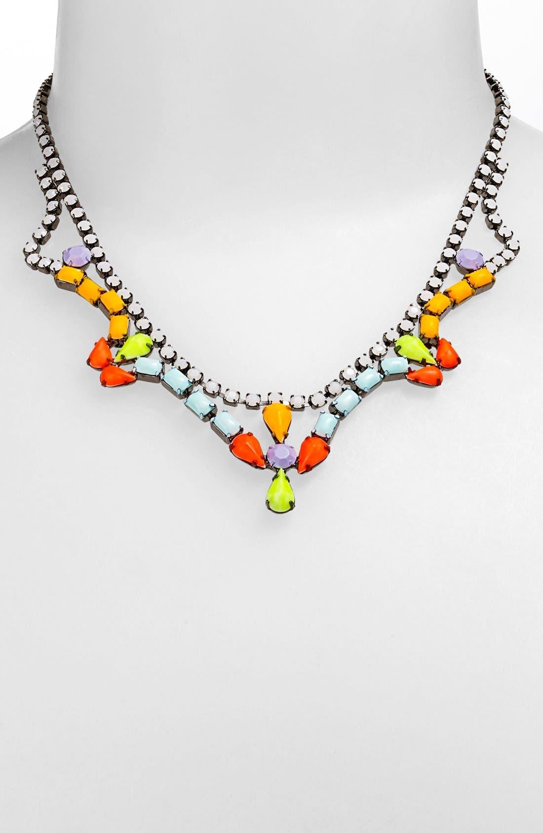 Alternate Image 1 Selected - Tom Binns 'Shadow Play' Necklace