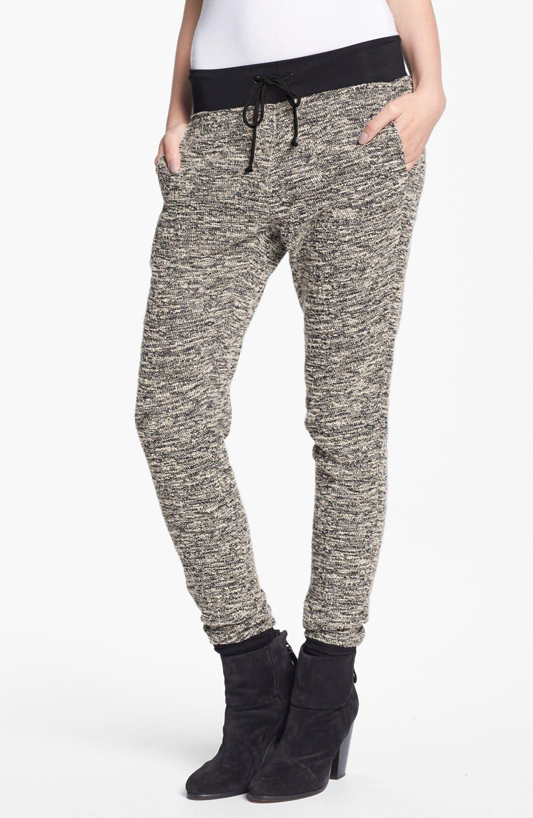 Alternate Image 1 Selected - rag & bone Drawstring Sweatpants