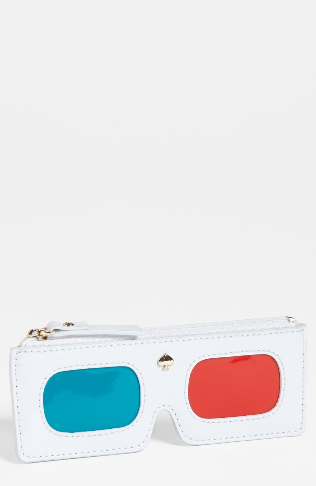Alternate Image 1 Selected - kate spade new york 'cinema city' coin purse