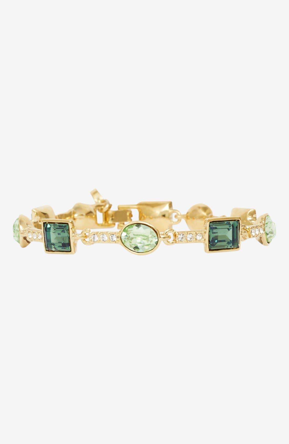Alternate Image 1 Selected - Givenchy Crystal Line Bracelet (Nordstrom Exclusive)