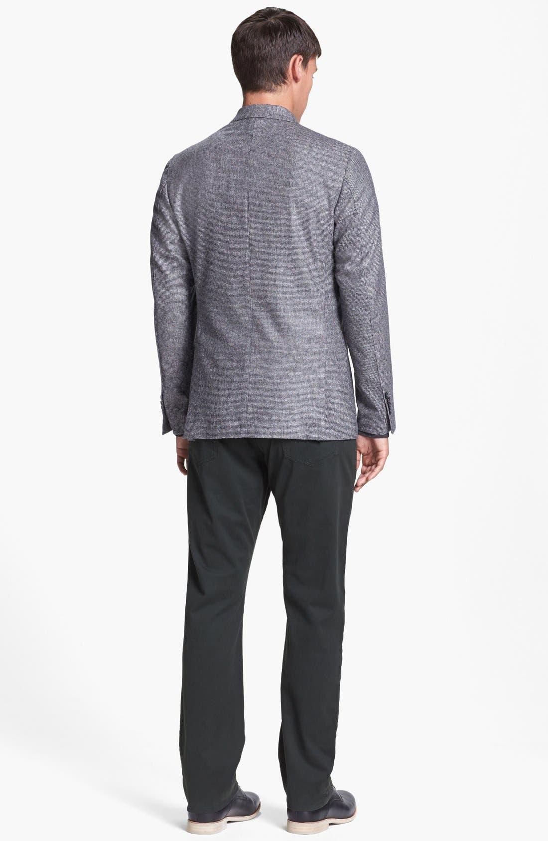 Alternate Image 5  - Kent and Curwen 'Underwood' Modern Fit Sweater