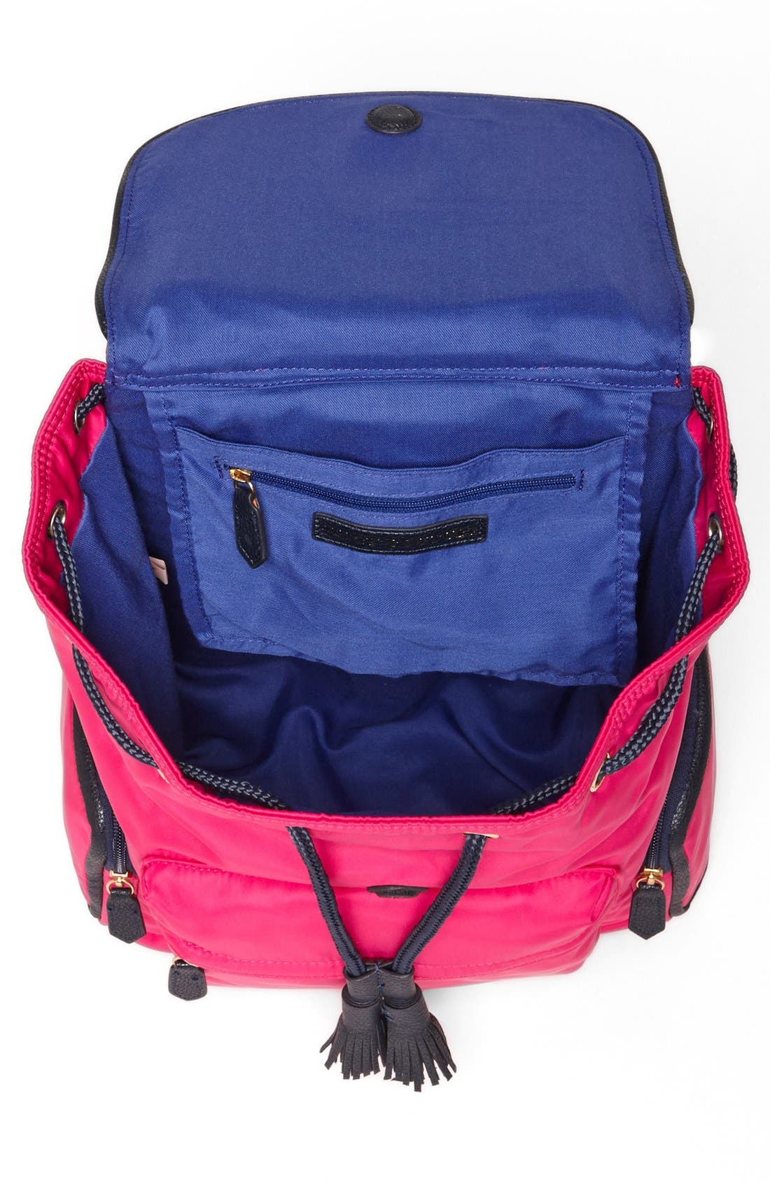 Alternate Image 4  - Juicy Couture 'Billie' Wheeled Backpack (Girls)