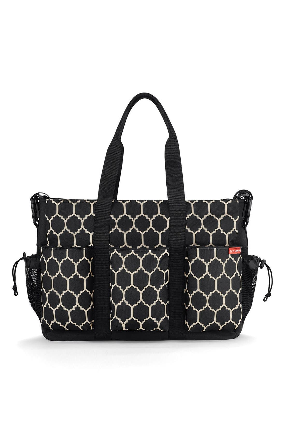 Alternate Image 1 Selected - Skip Hop 'Duo Double Hold-It-All' Diaper Bag