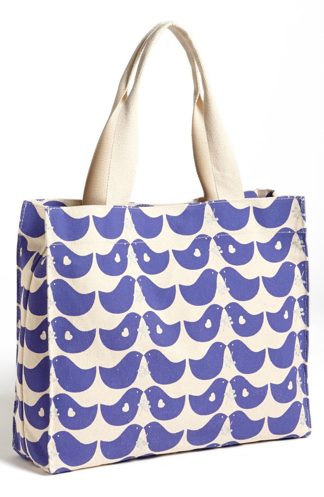 Main Image - Apple & Bee Organic Cotton Canvas Tote