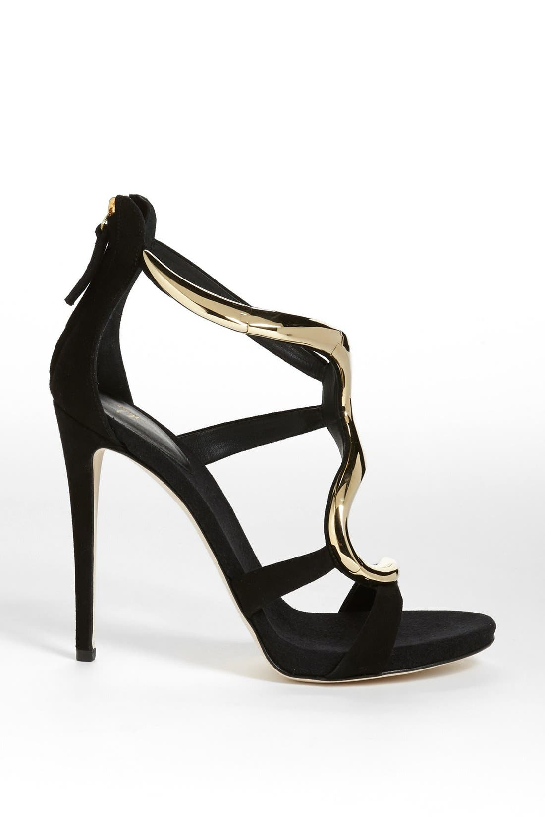 Alternate Image 4  - Giuseppe Zanotti Metal Detail Sandal