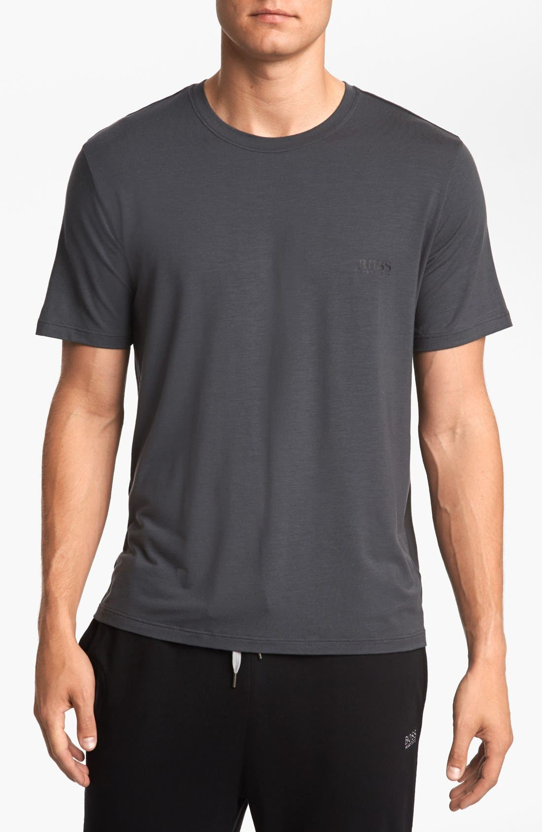 Alternate Image 1 Selected - BOSS HUGO BOSS 'Innovation 2' Short Sleeve T-Shirt