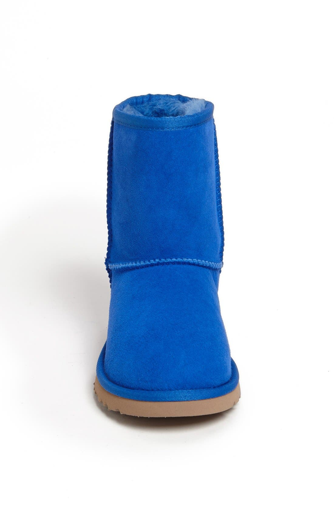 Alternate Image 3  - UGG® Classic Short Boot (Walker, Toddler, Little Kid & Big Kid)