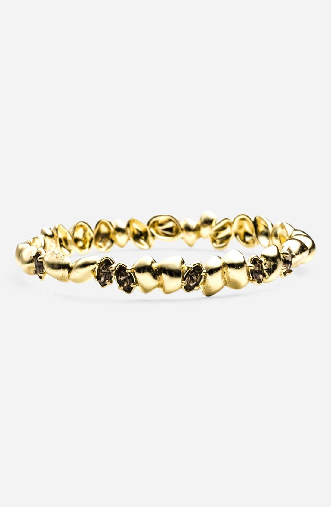 Alternate Image 1 Selected - Alexis Bittar 'Miss Havisham' Skinny Hinged Bracelet